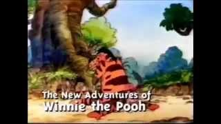 Playhouse Disney - The New Adventures of Winnie the Pooh Promo - Just in Time (1999)