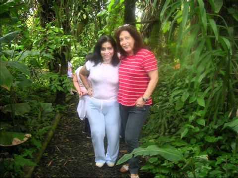 DE VISITA EN PACOCHE   7 08 2011