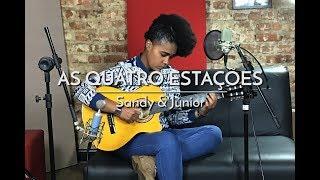 As Quatro Estações - Sandy & Júnior (Afra acoustic cover)