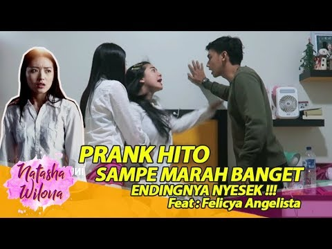 Download Video PRANK HITO SAMPE MARAH BANGET! ENDINGNYA NYESEK !!! Feat. Felicya Angelista