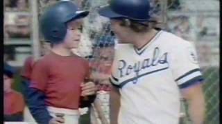 ' 7 UP Soft Drink ' [ 04 ] (1980) TV Commercial feat. George Brett