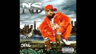 Nas - Got Yourself A Gun Uncensored [HQ Sound] LYRICS