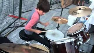 Patrick Di Blasio   Drum Solo   Live at Just For Laughs Festival
