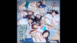 Oh My Girl - One Step, Two Steps [Chipmunk Version]