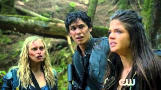 The 100 2x05 Octavia tells Bellamy she couldn't save Lincoln
