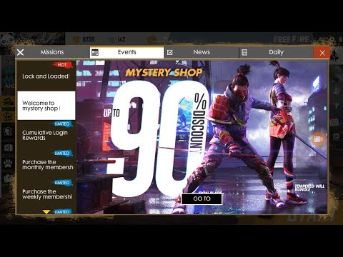 Download thumbnail for MYSTERY SHOP 2 0 (REVIEW) GARENA FREE FIRE