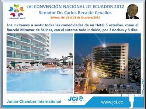 Convención JCI Ecuador 2012