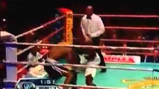 Adonis Stevenson vs Eduardo Calderon Full Fight