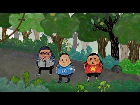 登山防溺篇 - YouTube