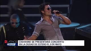 Chayanne estará en Estero, en el Hertz Arena en Mayo