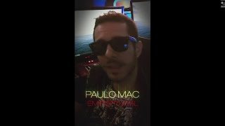 Chamada ® Paulo Mac em Portugal [Set/2014] TM Agency