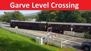 Garve Level Crossing - Kyle of Lochalsh Line - Garve, Highland width=