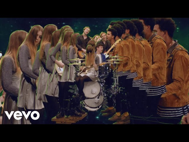 "Videoclip de la canción ""You Can Believe"" de Superfood."