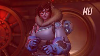 Overwatch Mei To Be Continued Meme