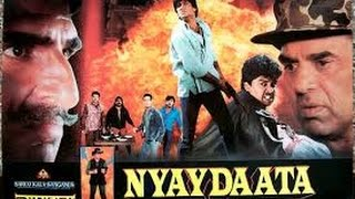 Nyaydaata Hindi movie trailer width=