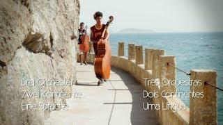Orquestra Corcovado participa do projeto Três Orquestras, Dois Continentes, Uma Língua.