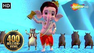 Bal Ganesh - Shankarji Ka Damroo - Popular Songs for Children width=