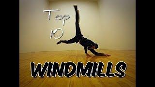 Top 10 windmills ★★★ width=