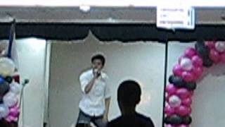 Sir Kiel's Performance @ UE CAL