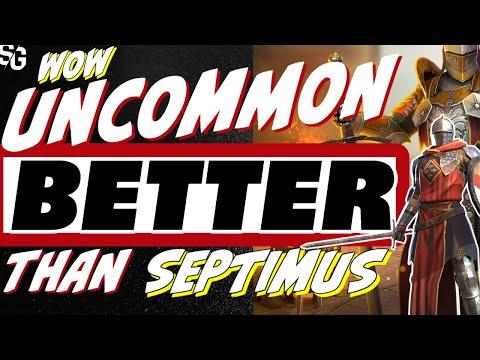 When an uncommon outclass a lego | Poor Septimus | Dragon 25 speed runs Raid Shadow Legends