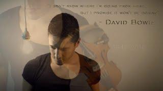David Bowie - Lazarus violin cover | David Fertello
