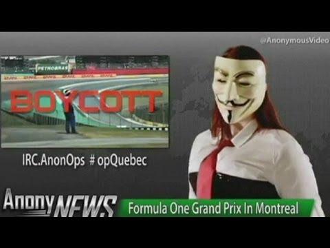Kanadalı öğrencilerin öfkesi F1'i tehdit ediyor