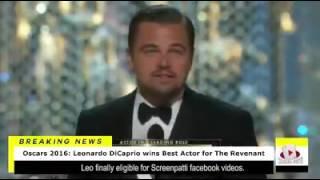 Leonardo DiCaprio In SRK Version