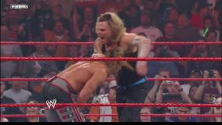 WWE Raw: Shawn Michaels vs. Jeff Hardy