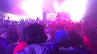Travis Scott, young thug: Skyfall live