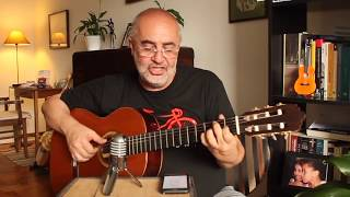 Da Série Voz e Violão, por Jorge Camargo - Aprendiz