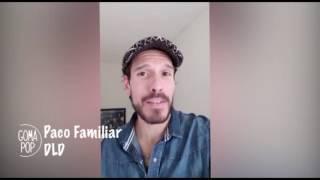 """Paco Familiar de DLD los invita a escuchar """"Miedo"""""""