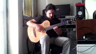 Passion by Gipsy Kings & Improvisation on Ney - Florin Fanaj