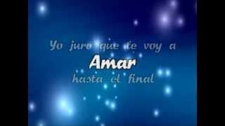 Hasta El Final - David Bisbal (Con Letra)