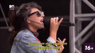Foxes - Body Talk (Live at V Festival) (Legendado PT-BR)