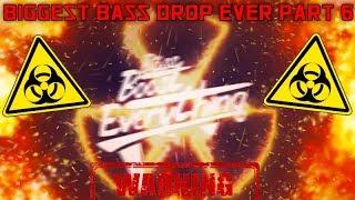 BIGGEST BASS DROP EVER! (EXTREME BASS TEST!!!) PART 6