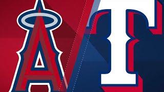 7/8/17: Robinson, Beltre's homers power Rangers' win