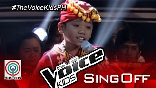 """The Voice Kids Philippines 2015 Sing-Off Performance: """"Amazing Grace"""" by Reynan"""