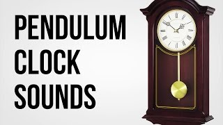 Pendulum Wall Clock - Royalty Free SFX