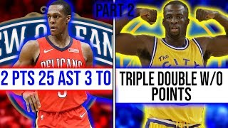 8 More Craziest NBA Stat Lines in the Past 10 Years