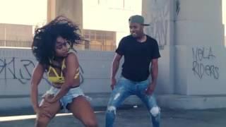 Sally Boss Madam ft Busiswa-Bim Bim / Dance video