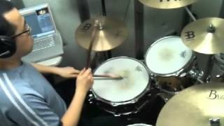 """Freak Out"" - Avril Lavigne (Drum Cover)"