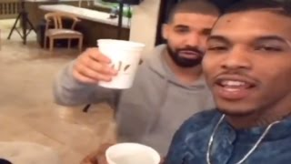 Drake SENDS for 600 Breezy to Get To Coachella for his Birthday!