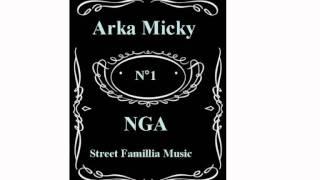 Arka feat Micky - Bienvenu dans ma street