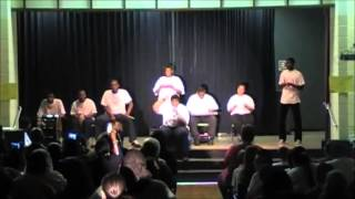 Call Me Maybe Cover by ECHO RhythmNation