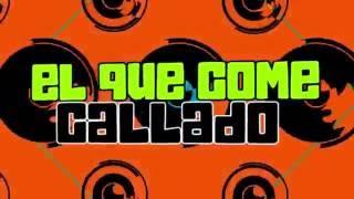 Emus DJ Ft DJ Pirata, El Kaio Y Maxi Gen - Come Callado [Vídeo Lyric] (Mayo 2016)