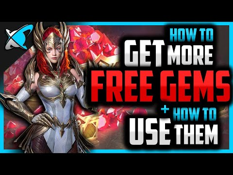 How to Get More FREE GEMS...Per Month | RAID: Shadow Legends