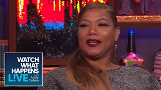 Queen Latifah On A 'Living Single' Comeback? | WWHL