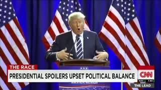 Jon Stewart wryly welcomes Bernie Sanders to the 2016 presidential race