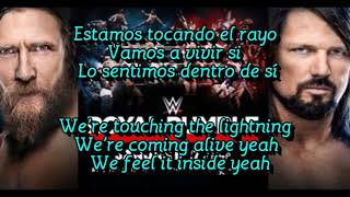 "WWE Royal Rumble 2019 Official Theme Song ""We got the Power"" Subtitulada Inglés-Español"