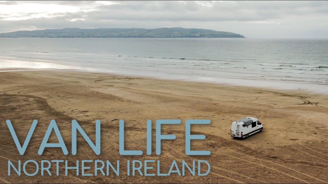 A WEEK of VAN LIFE in Northern Ireland